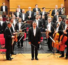 Komorní orchestr Symphony Prague